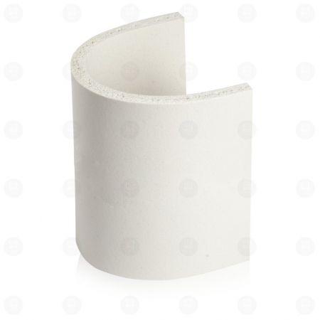 ETNA gąbka silikonowa (130x90cm) PREMIUM